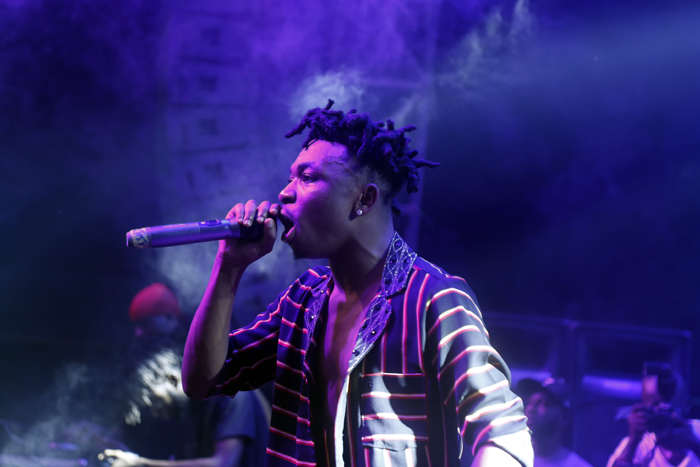 Why I use police escorts – Mayorkun